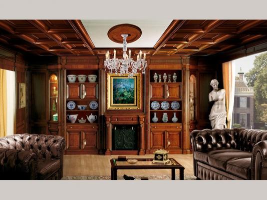Muebles de alta gama aleman salones comedores muebles for Fotos salones clasicos