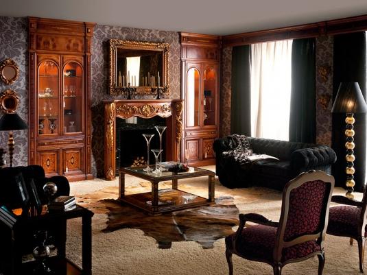 Muebles de alta gama aleman salones comedores muebles for Modernizar salon muebles clasicos