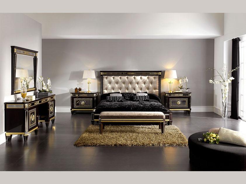 Dormitorios de lujo MARINER, Dormitorios de Matrimonio Muebles