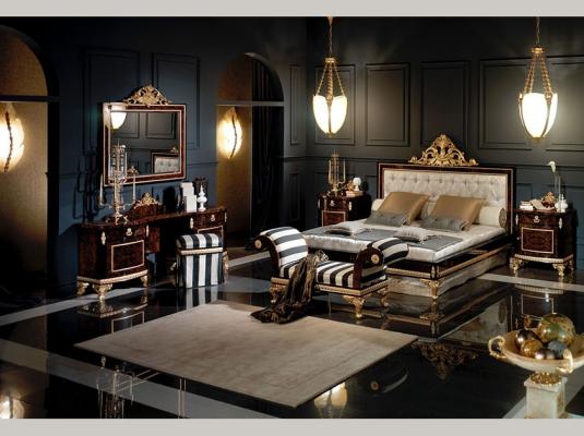 Dormitorios de lujo MARINER  Dormitorios de Matrimonio  Muebles