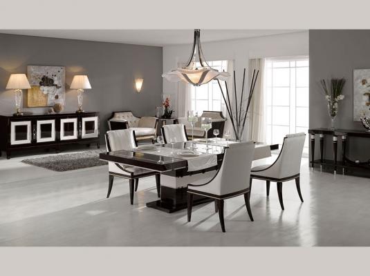 Comedores de lujo mariner salones comedores muebles for Muebles italianos marcas