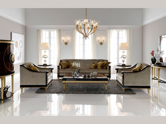 Comedores de lujo mariner salones comedores muebles - Fotos de salones clasicos ...