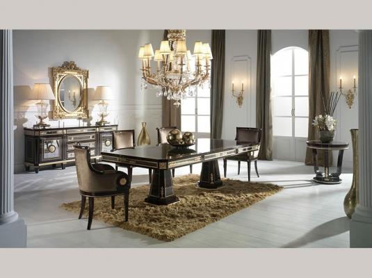 Comedores de lujo mariner salones comedores muebles - Salones clasicos modernos ...