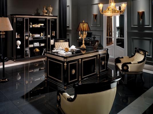 Comedores de lujo mariner salones comedores muebles for Despachos lujosos