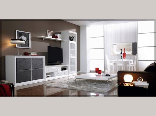 Salones hermes salones comedores muebles modernos jim nez for Comedores modernos baratos