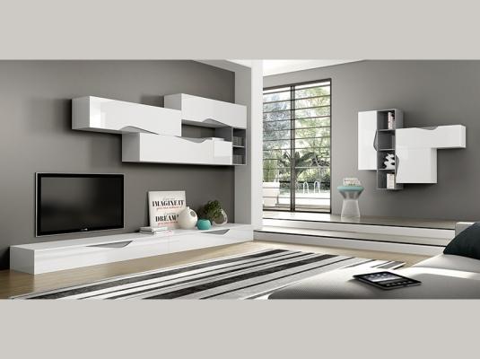 Comedores home concept salones comedores muebles modernos for Muebles de salon lacados