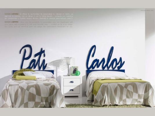 Dormitorios infantiles imagina habitaciones infantiles y - Apliques habitacion ...