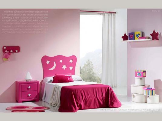 Dormitorios infantiles imagina habitaciones infantiles y - Dormitorios infantiles rusticos ...