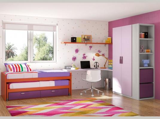Dormitorios juveniles team dormitorios juveniles muebles - Imagenes dormitorios juveniles ...