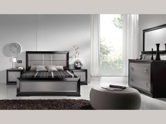 Dormitorios ALBA, Dormitorios de Matrimonio Muebles Clásicos MONRABAL