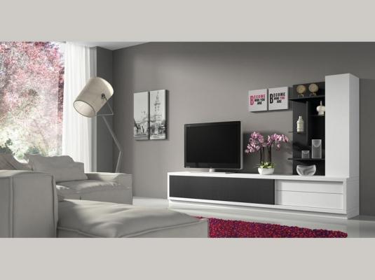 Salones comedores modernos ona salones comedores muebles - Pinturas decoracion salones ...