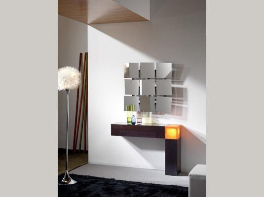 Recibidores chick muebles auxiliares muebles modernos for Muebles auxiliares modernos