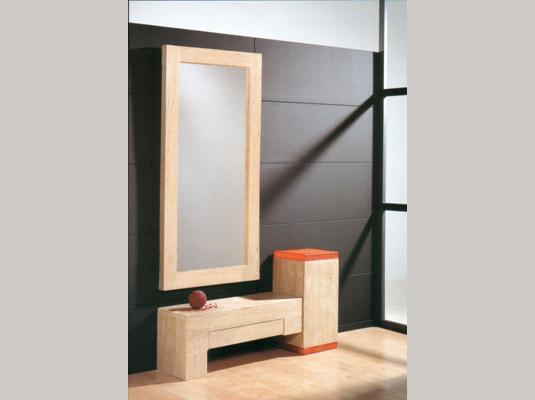 Recibidores chick muebles auxiliares muebles modernos - Muebles recibidor modernos ...