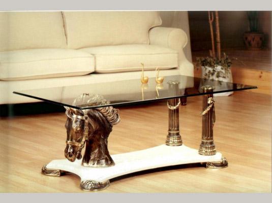 Mesas de centro classic mesas y sillas muebles cl sicos for Muebles en zafra
