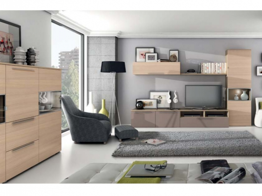 Cube 3 salones comedores muebles low cost ramis Muebles low cost online