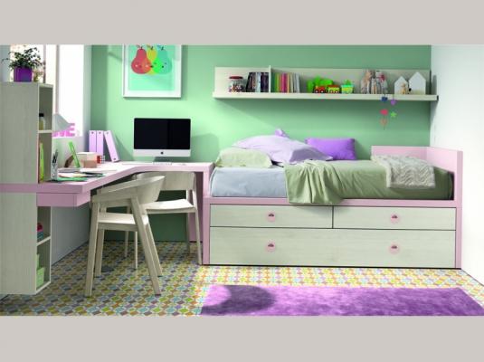 Dormitorios juveniles parabellum dormitorios juveniles for Cuartos juveniles modernos