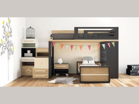 Muebles viena dormitorio 20170819065510 for Muebles de dormitorios juveniles modernos
