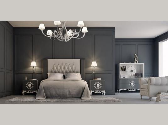 Dormitorios klassic, dormitorios de matrimonio muebles ...