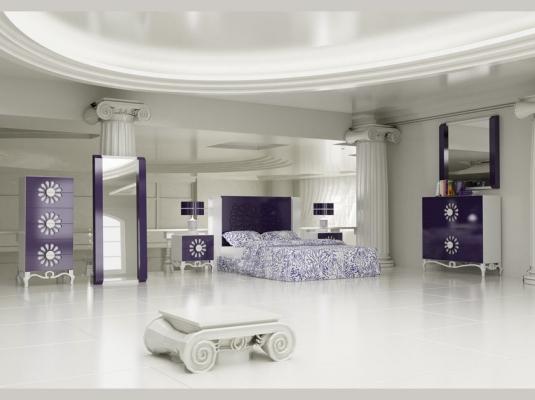 Dormitorios klassic dormitorios de matrimonio muebles for Dormitorios contemporaneos