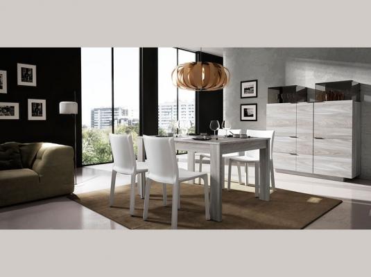 Salones iline salones comedores muebles modernos piferrer - Muebles para comedores modernos ...