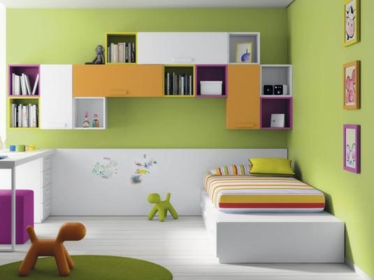 Dormitorios juveniles slango habitaciones infantiles y - Habitaciones infantiles modernas ...