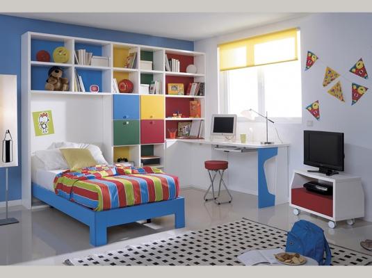 Dormitorios juveniles tribu dormitorios juveniles muebles for Muebles modernos en rosario