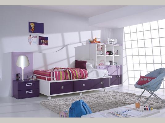 Dormitorios juveniles tribu dormitorios juveniles muebles modernos muebles hermida - Hermida muebles ...