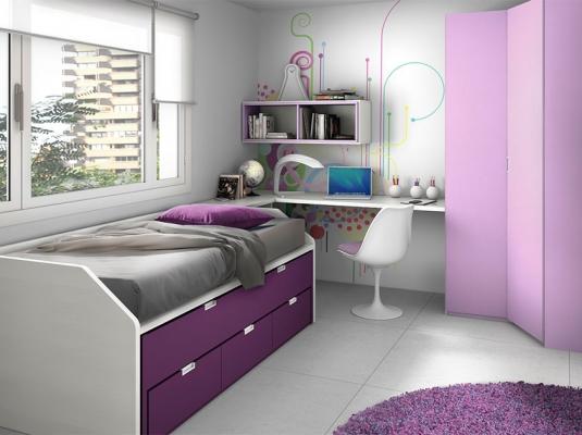 Dormitorios juveniles tribu dormitorios juveniles muebles - Dormitorio juveniles modernos ...