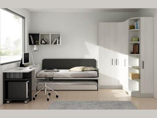 Dormitorios juveniles yuso dormitorios juveniles muebles for Cuartos juveniles modernos
