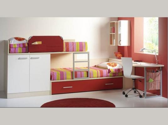 Muebles Modernos Juveniles : Dormitorios juveniles yuso muebles