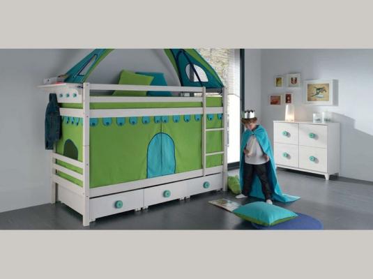 Muebles infantiles papallona dormitorios juveniles for Muebles infantiles modernos