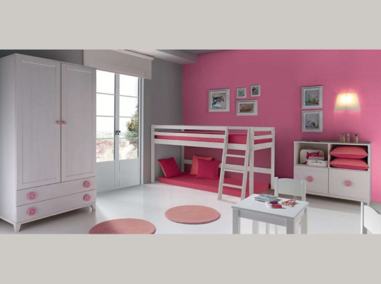 Muebles infantiles papallona dormitorios juveniles for Muebles juveniles zona norte