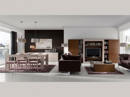 Salones comedores zoe todos los ambientes muebles - Muebles de salon contemporaneos ...