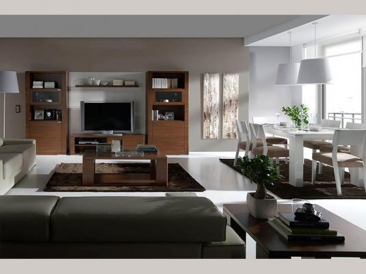Salones Comedores ZOE, Todos los ambientes Muebles ...