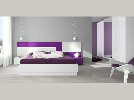 Dormitorios de matrimonio nox dormitorios de matrimonio for Muebles para dormitorios modernos